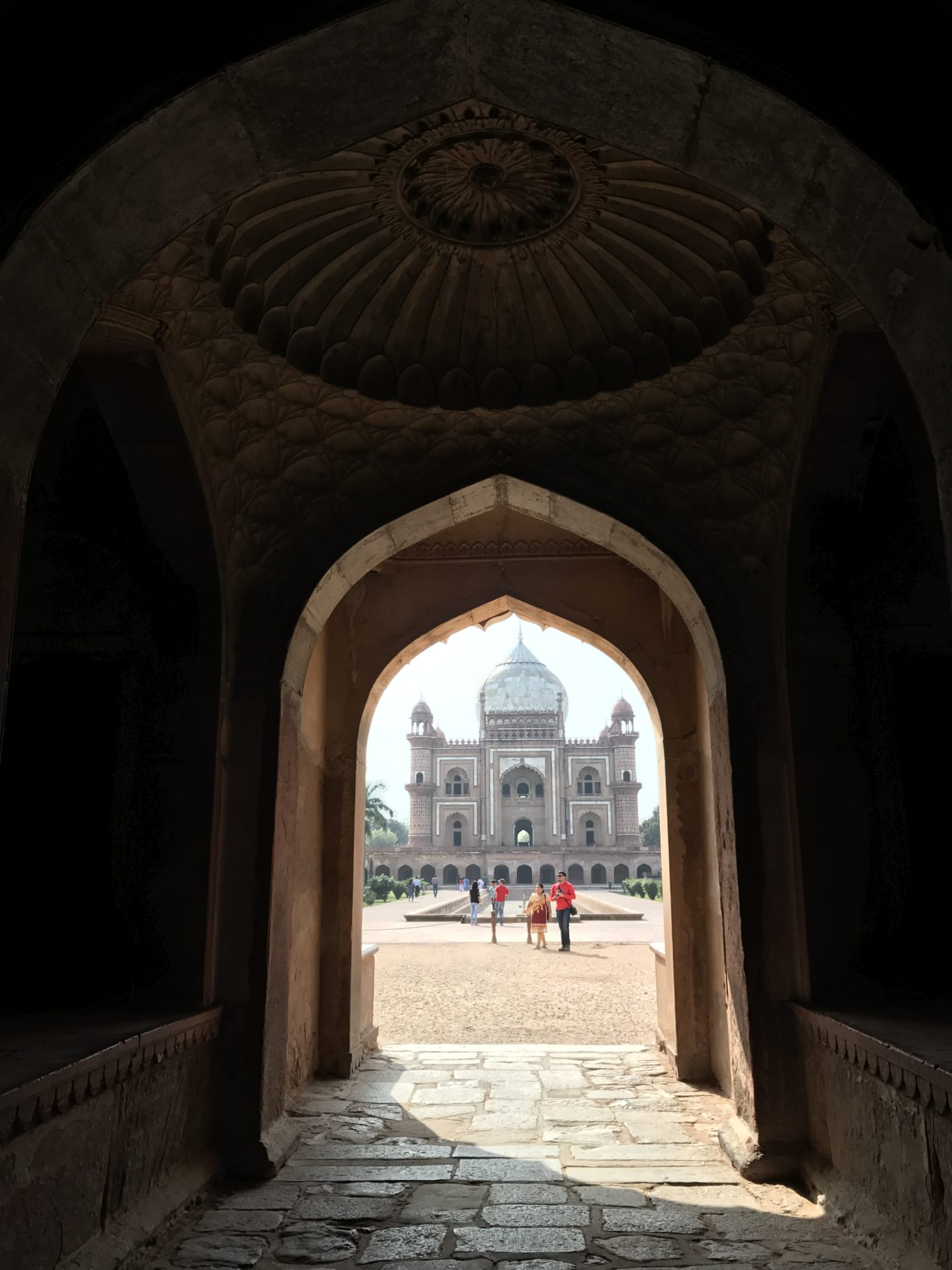 Safdarjung Tomb - Beauty in Decline - That Goan Girl