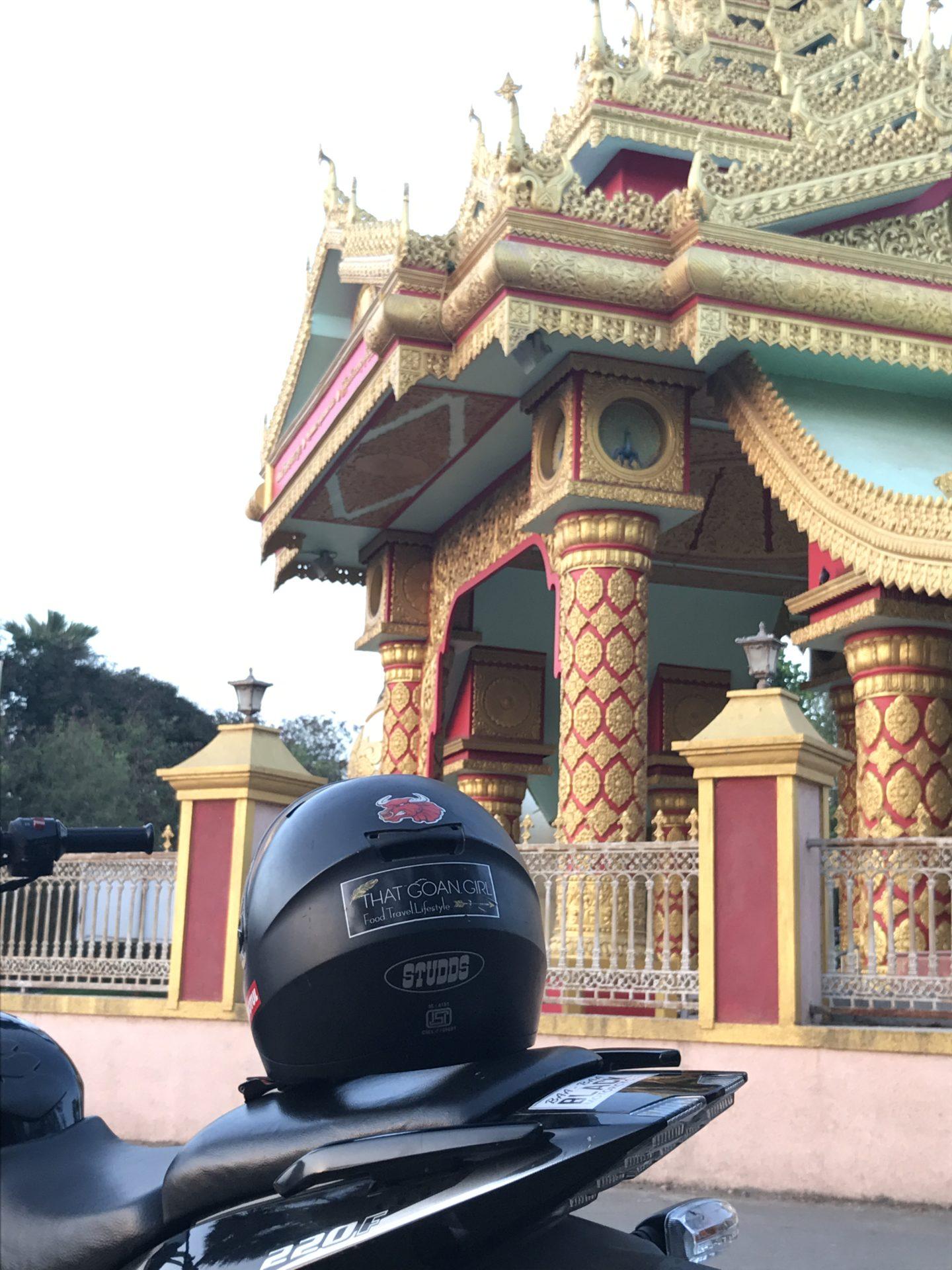 TGG global vipasana pagoda
