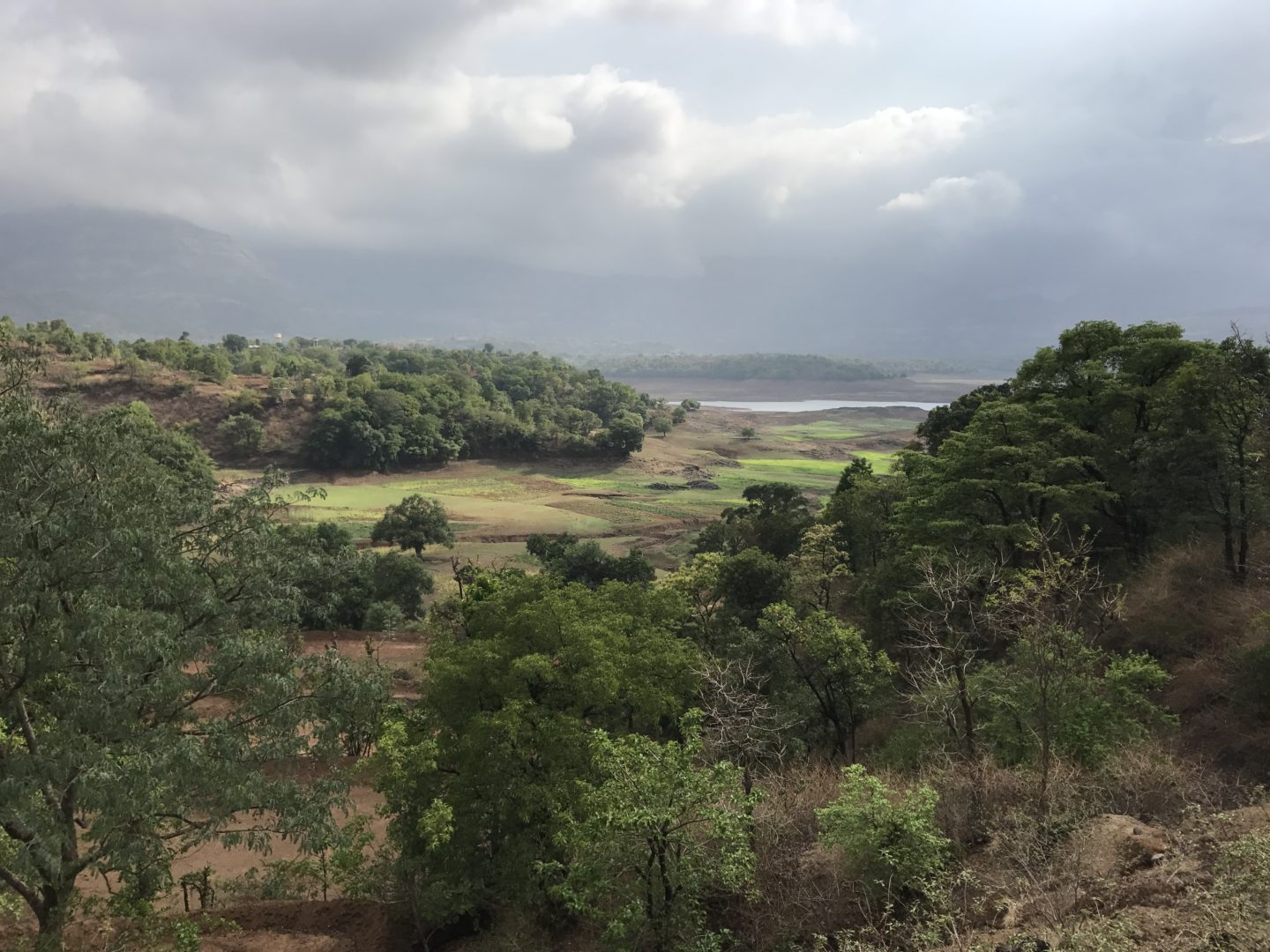 bhandardara views