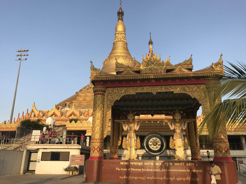 gong pagoda gorai