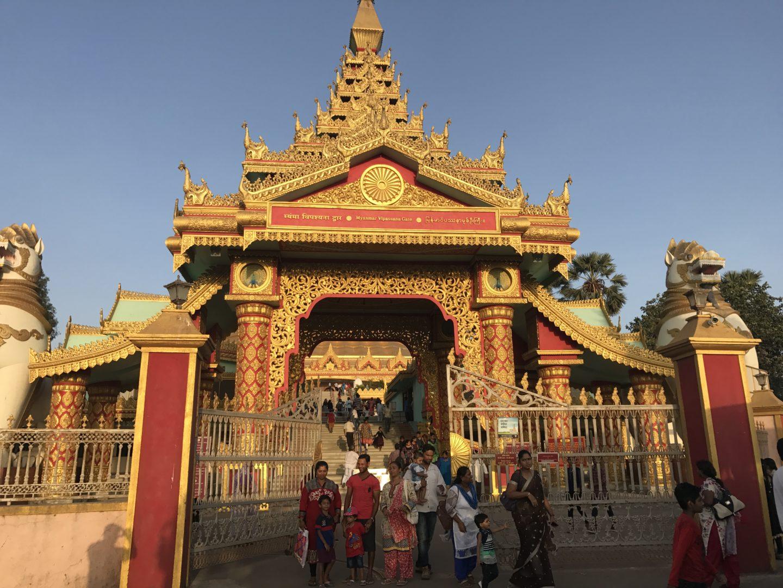 gorai pagoda exit