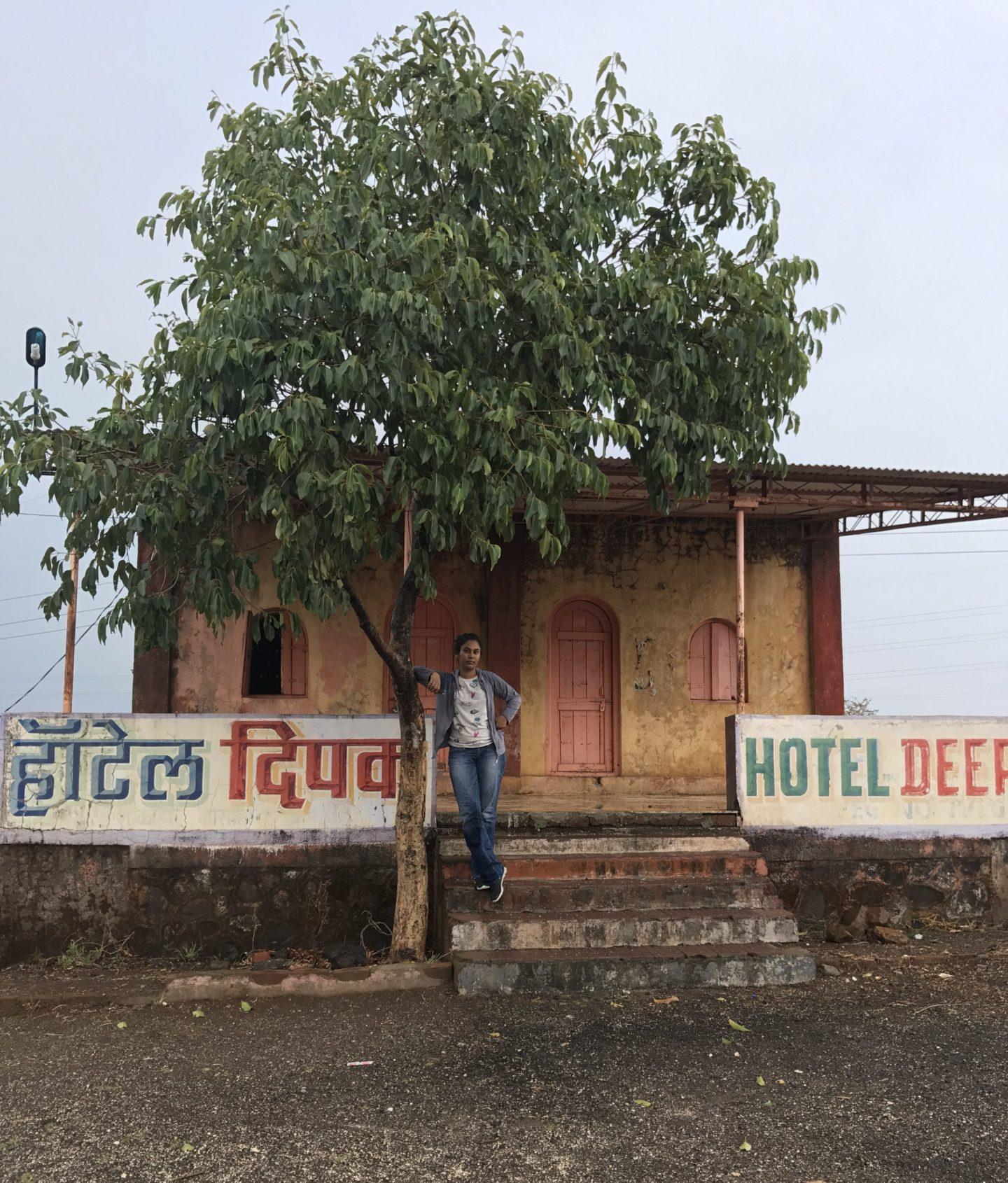 hotel deepak bhandardara