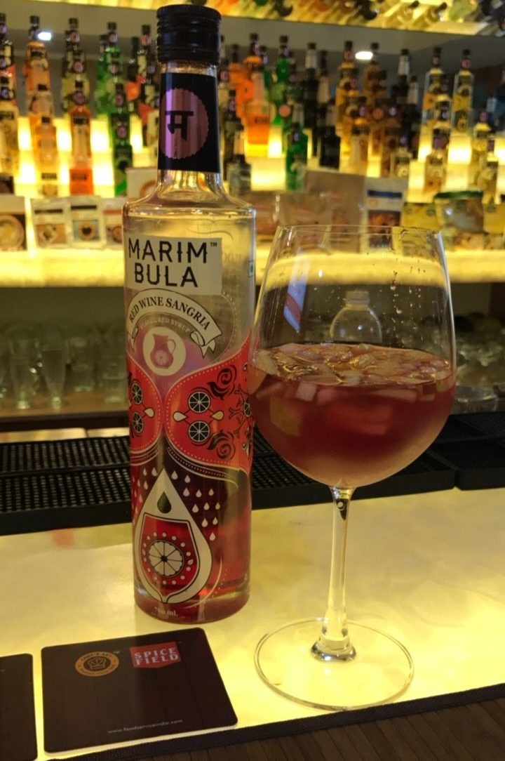 marim bula red wine sangria