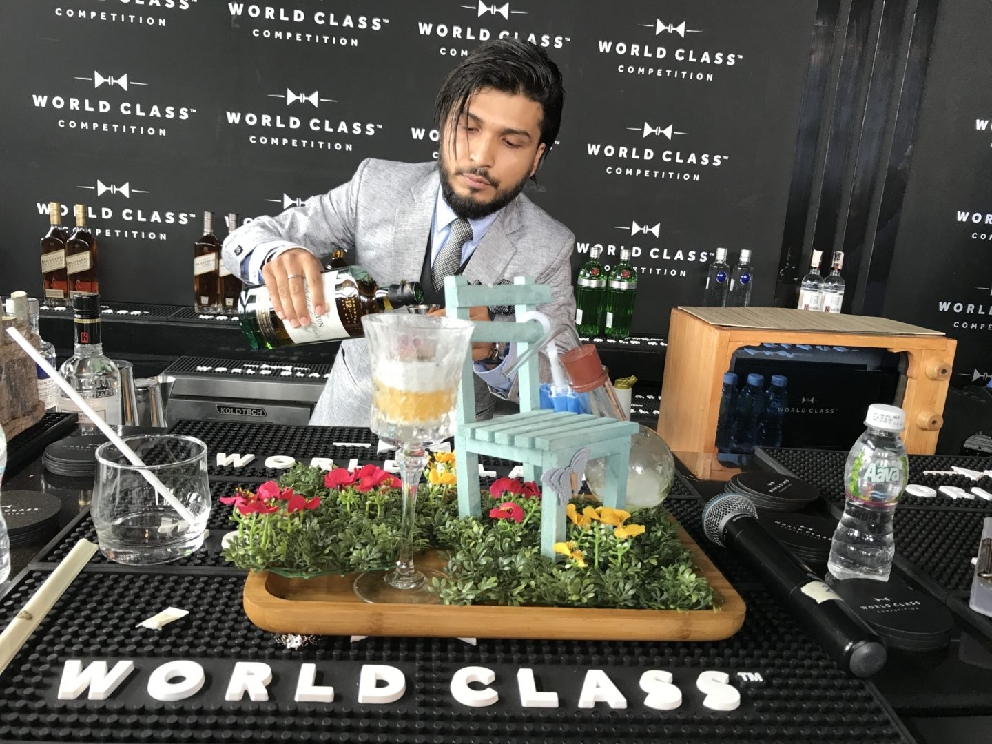 world class bartending competition