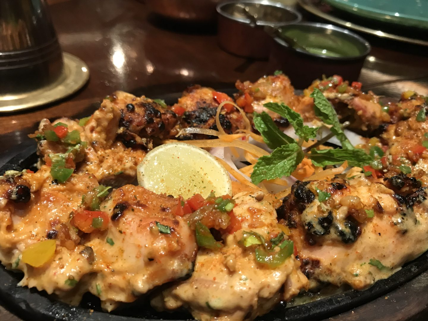 chicken tikka hyatt