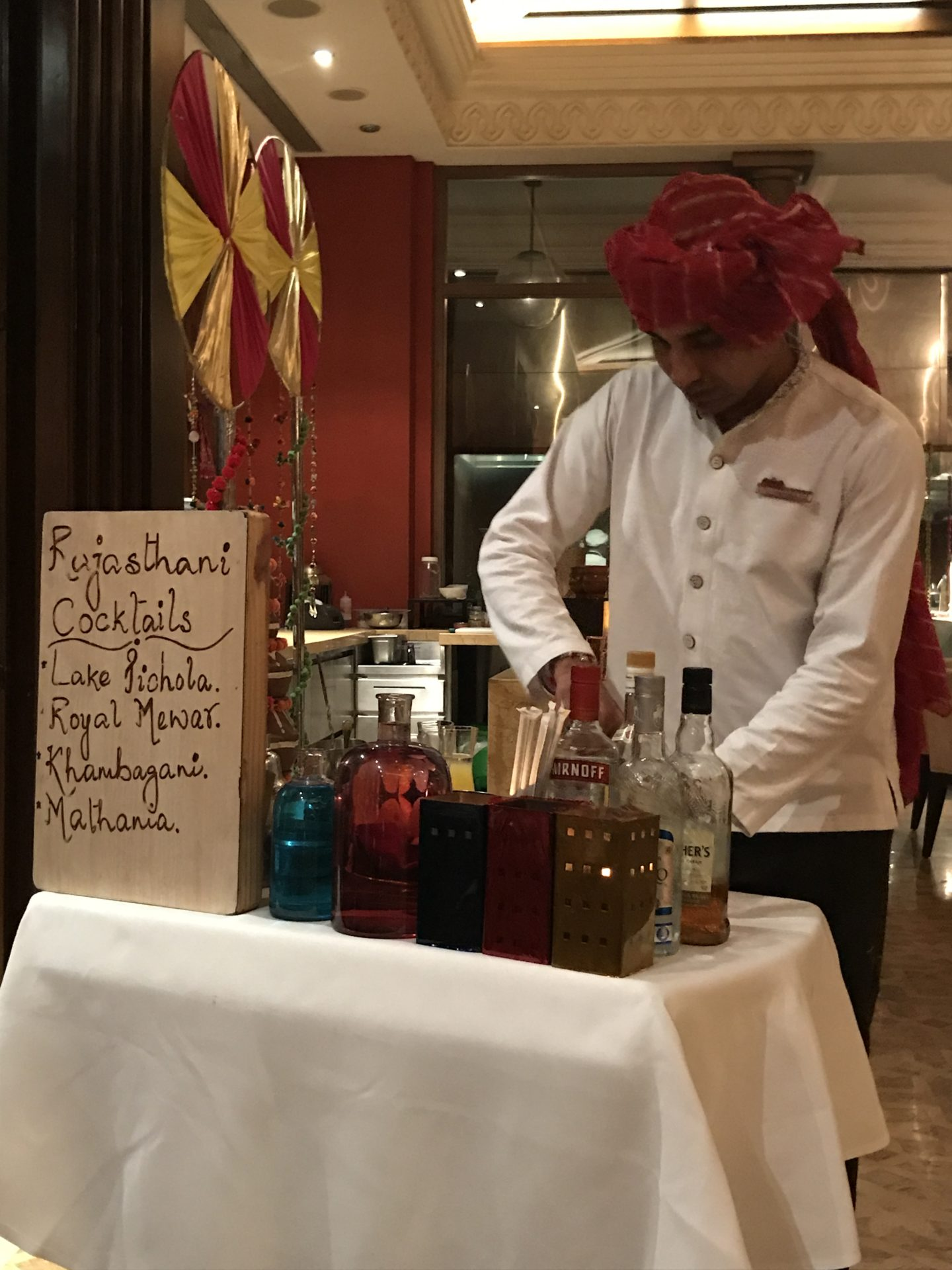 grand hyatt goa cocktails