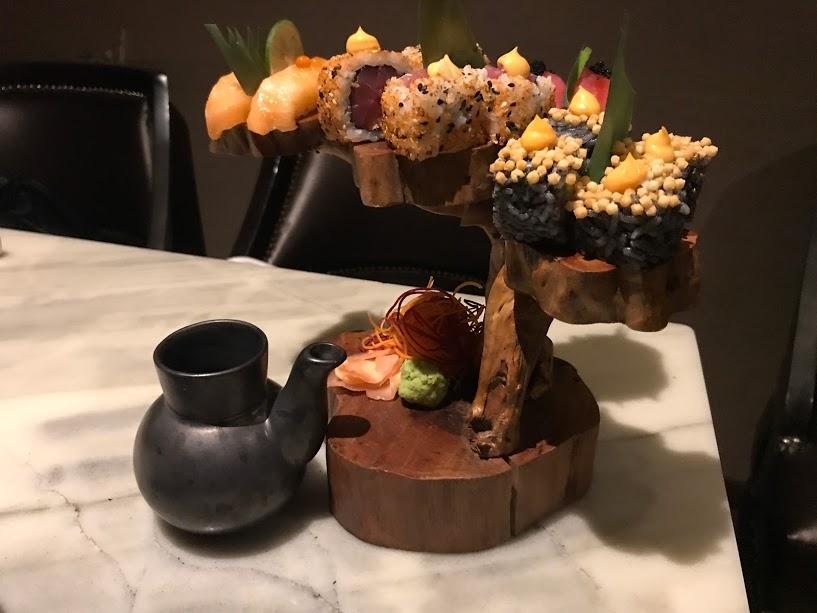 sushi tree pa pa ya colaba