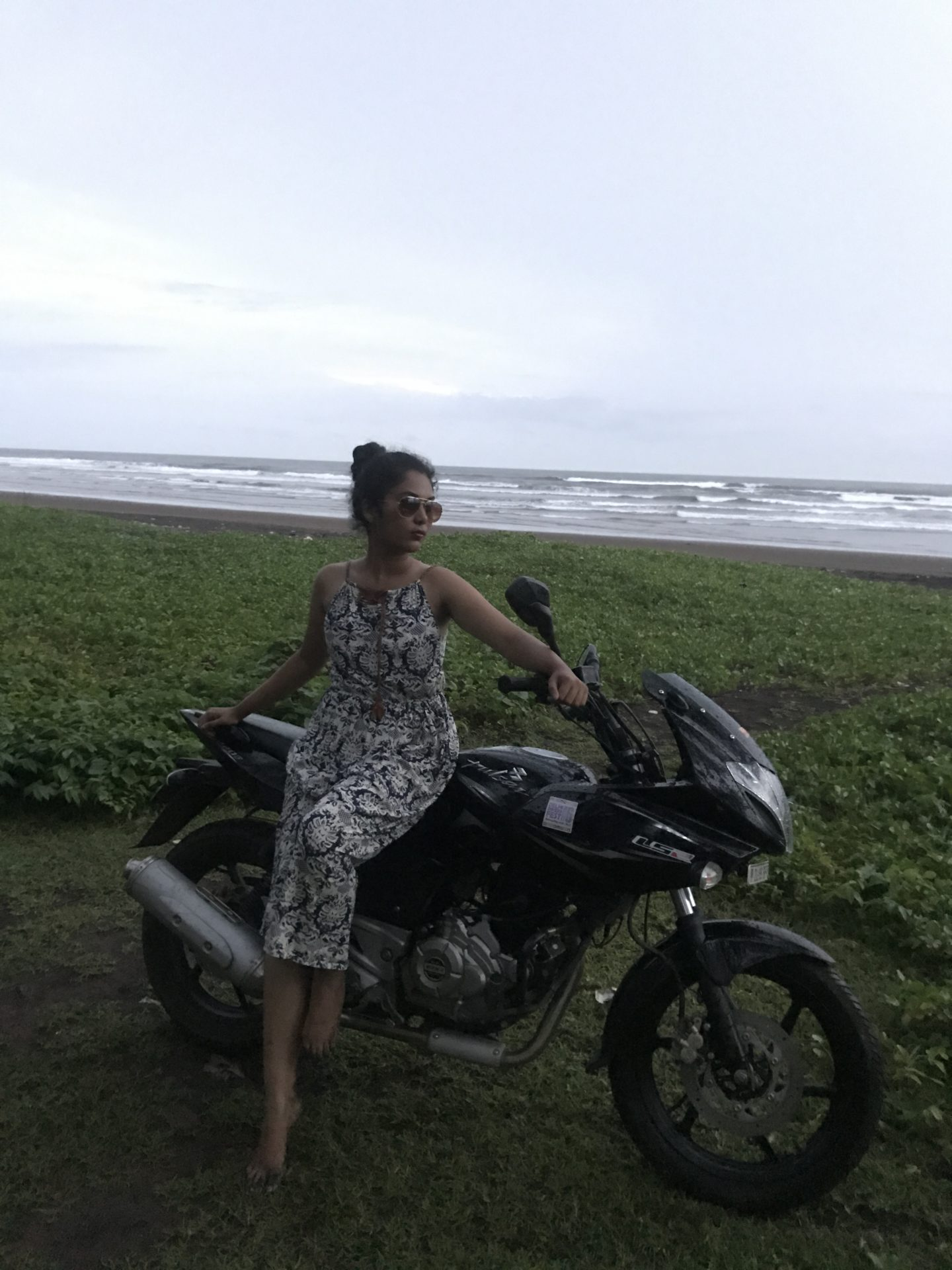 that goan girl mandvi beach