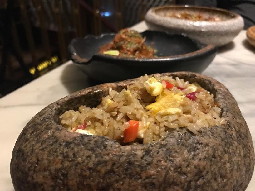 wasabi rice pa pa ya