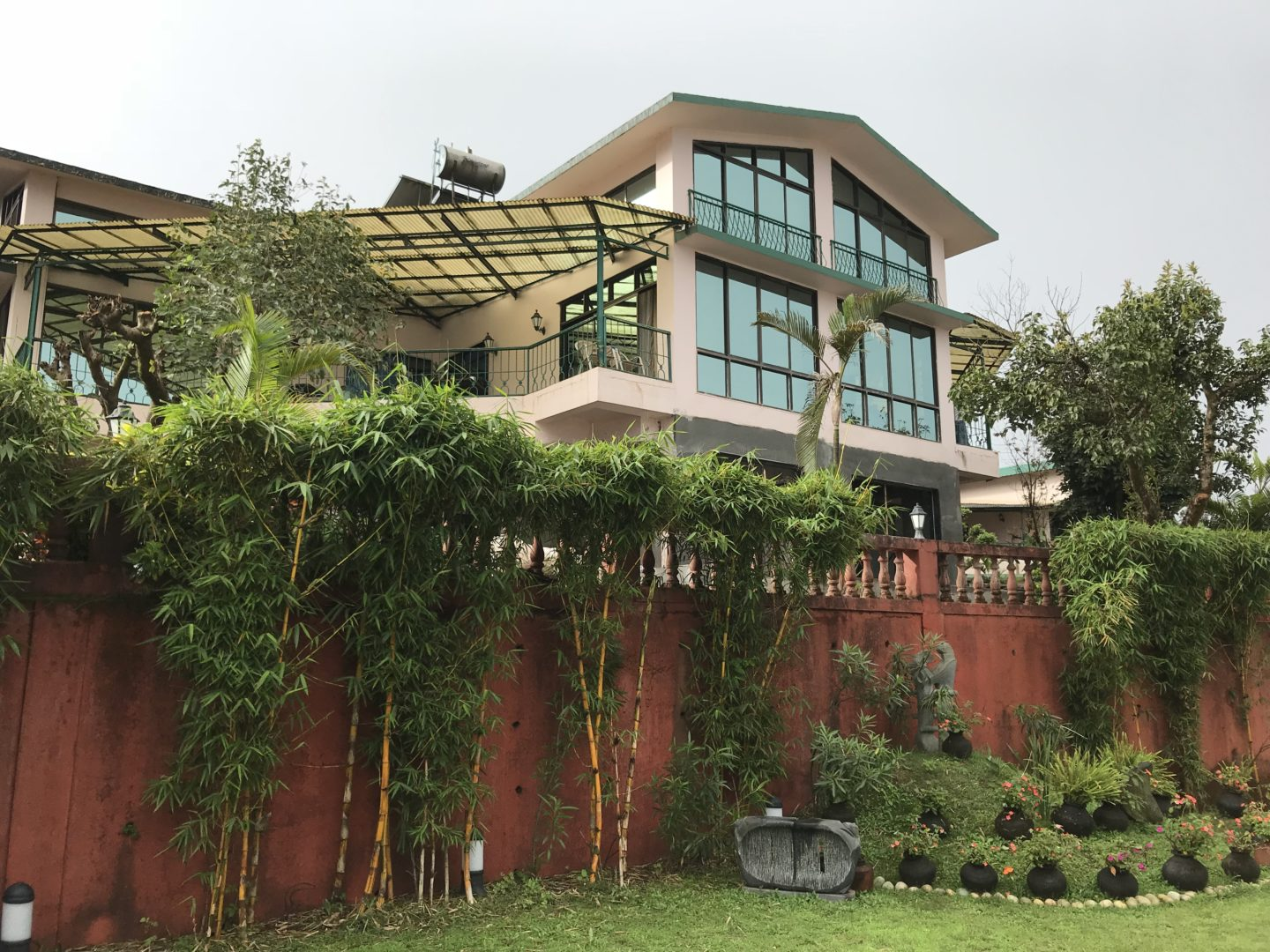 brightland resort mahabaleshwar view
