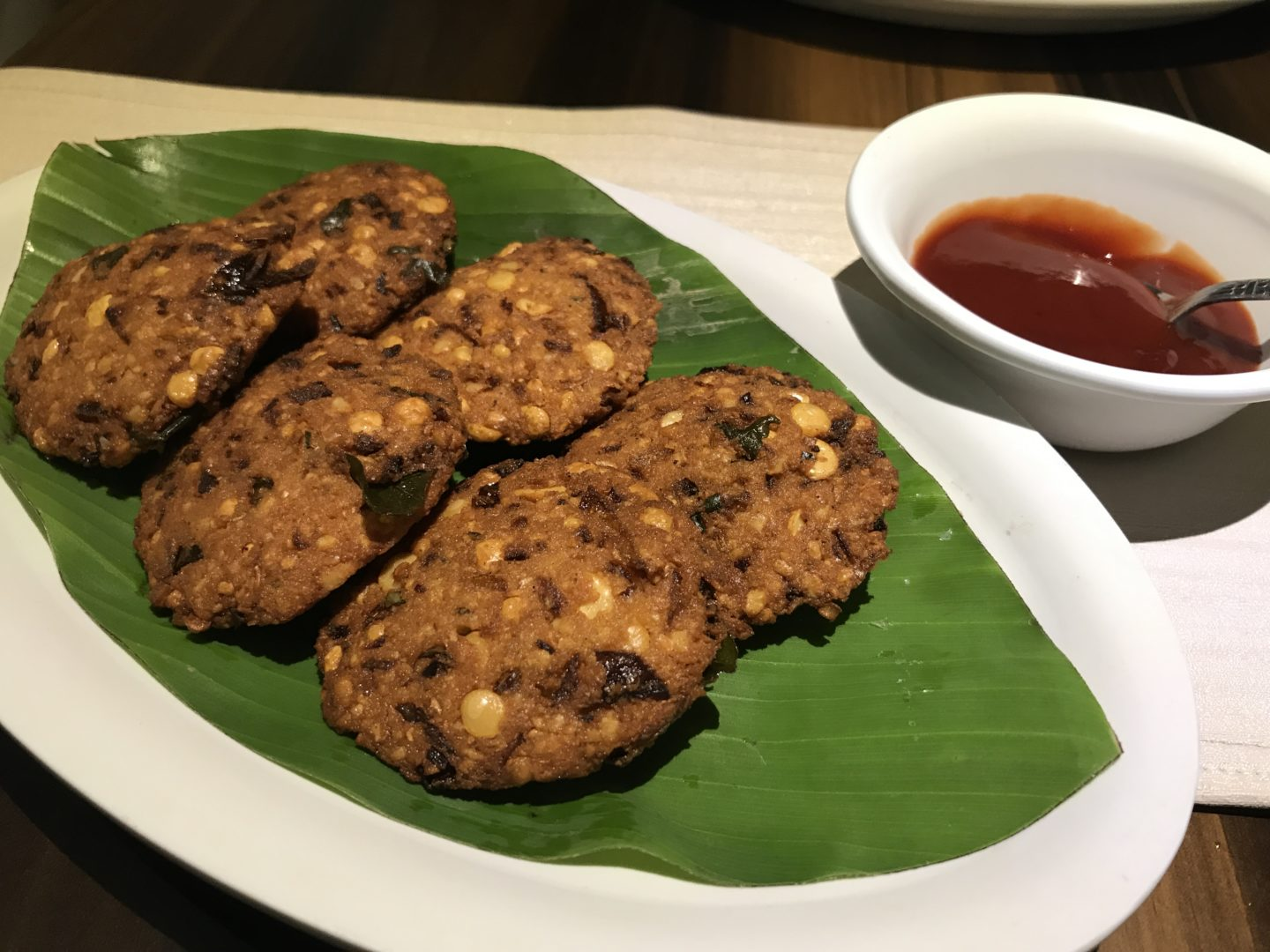 parippu vada just kerala