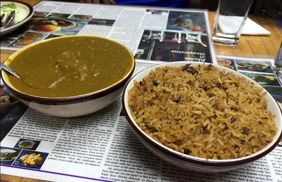 mutton dhaksak