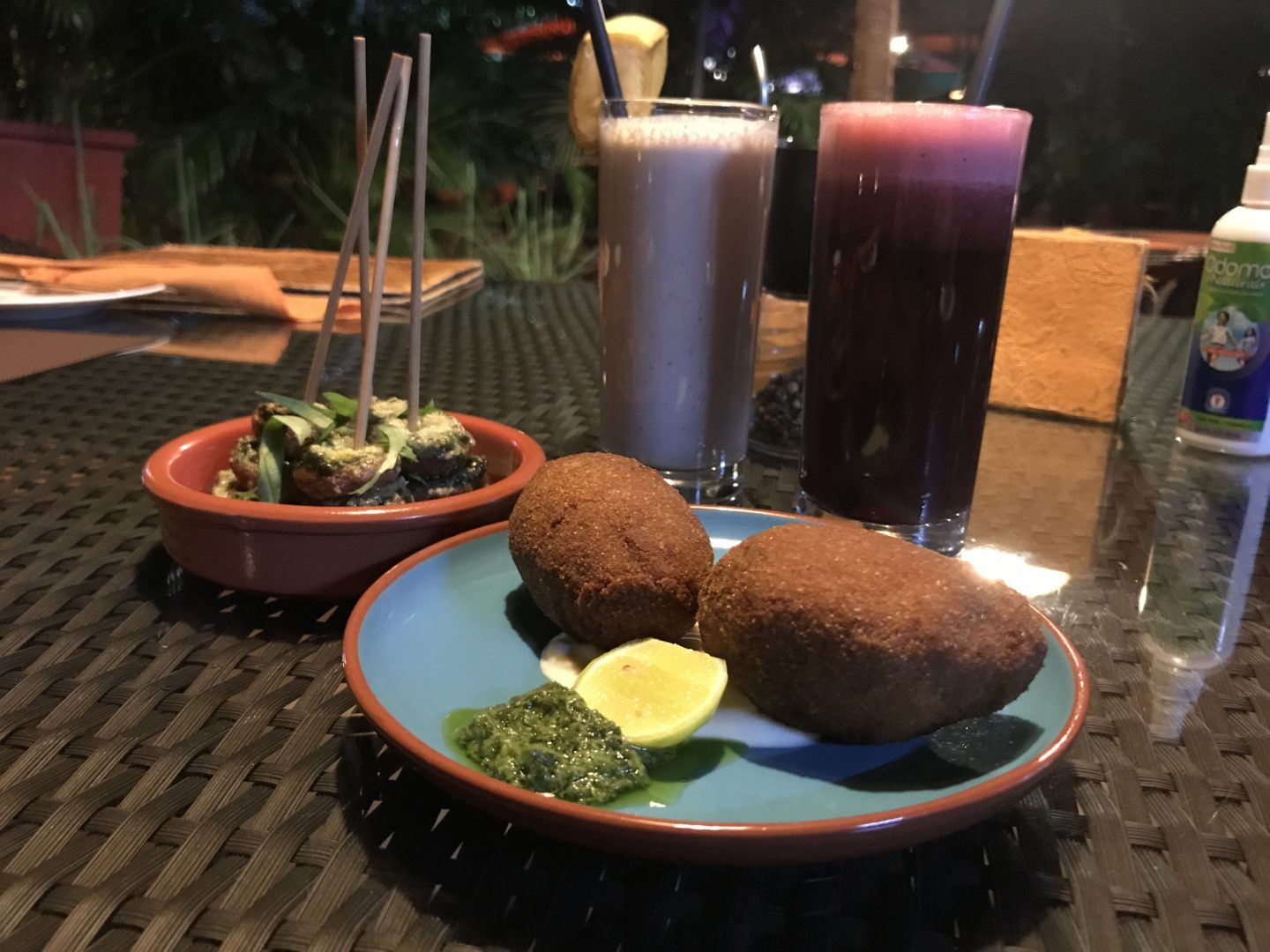 Gusto, Goa – Because the best restaurants are tucked away!