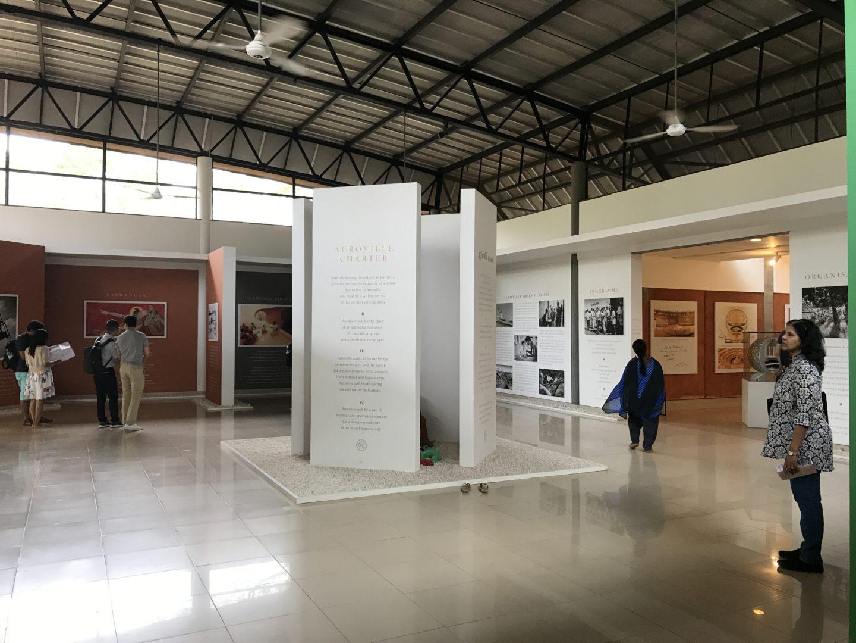 matri mandir gallery