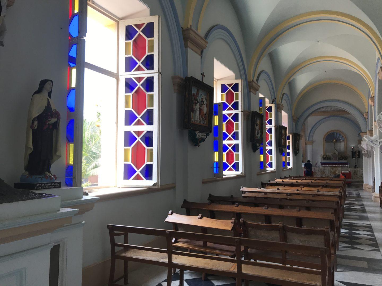inside domus dei