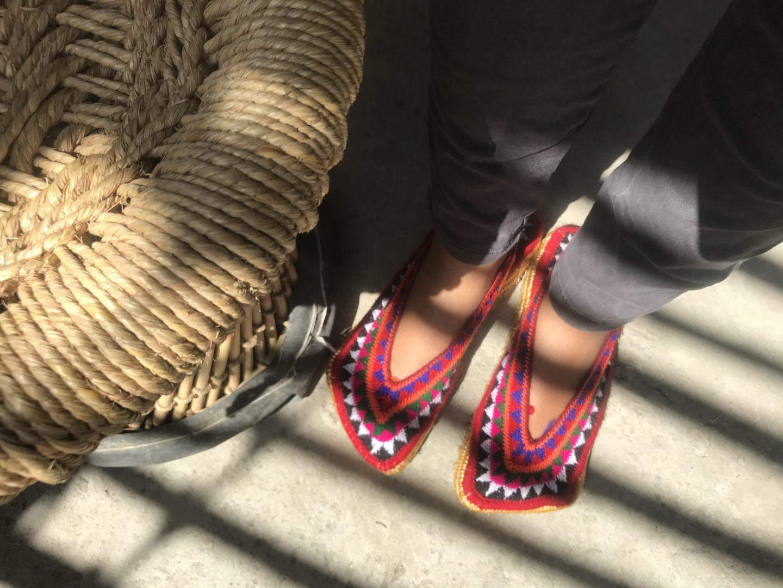 poolan himachali shoes