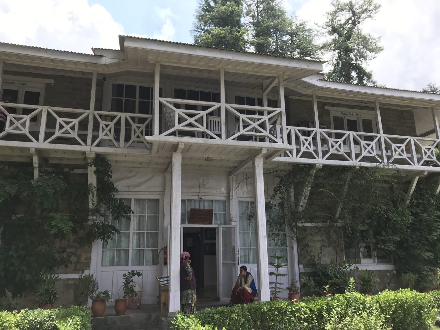 roerich gallery home