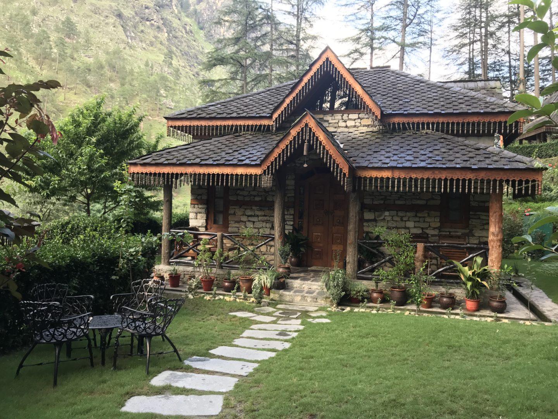 cottage luxury kasol