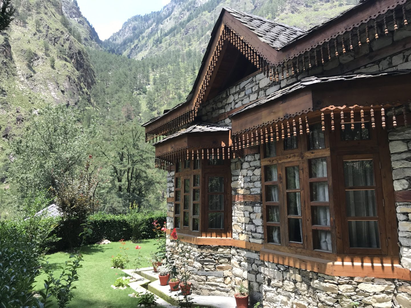 the himalayan village cottage