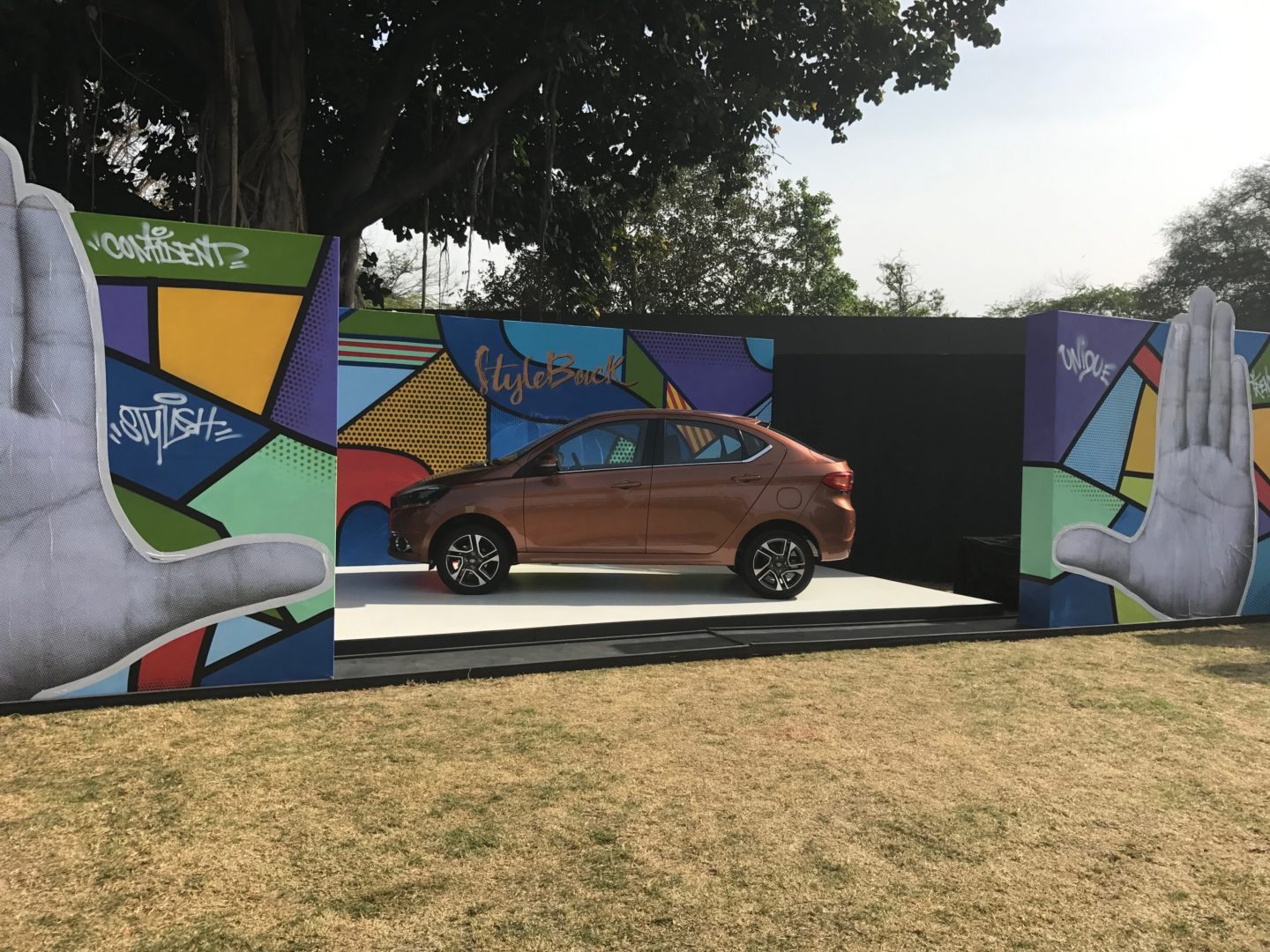 Tata Tigor – A Flair For Style!