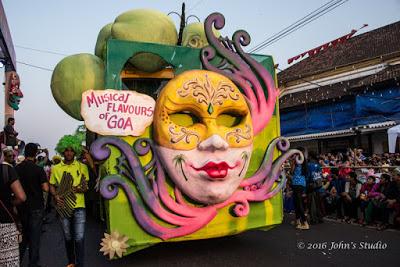 Viva Carnival! – Goa