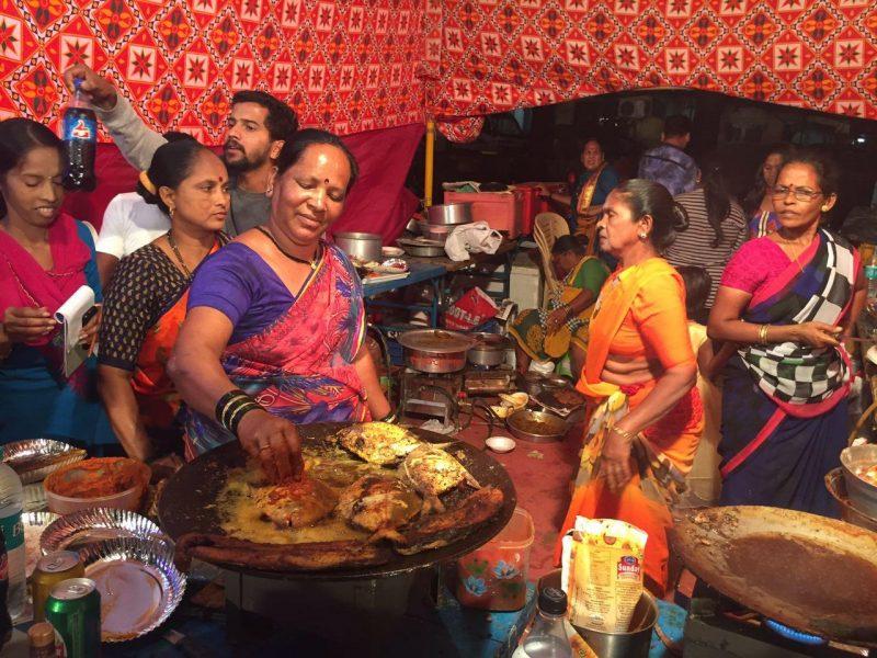 Eating Through The Koli Seafood Festival, Mumbai