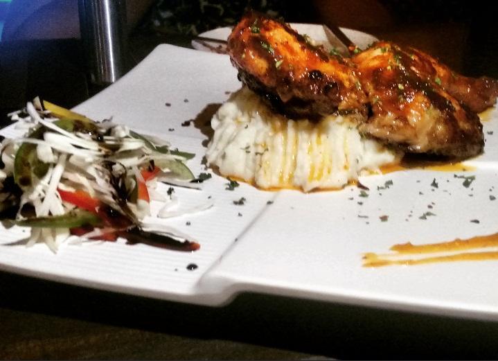 Char Grilled Chicken