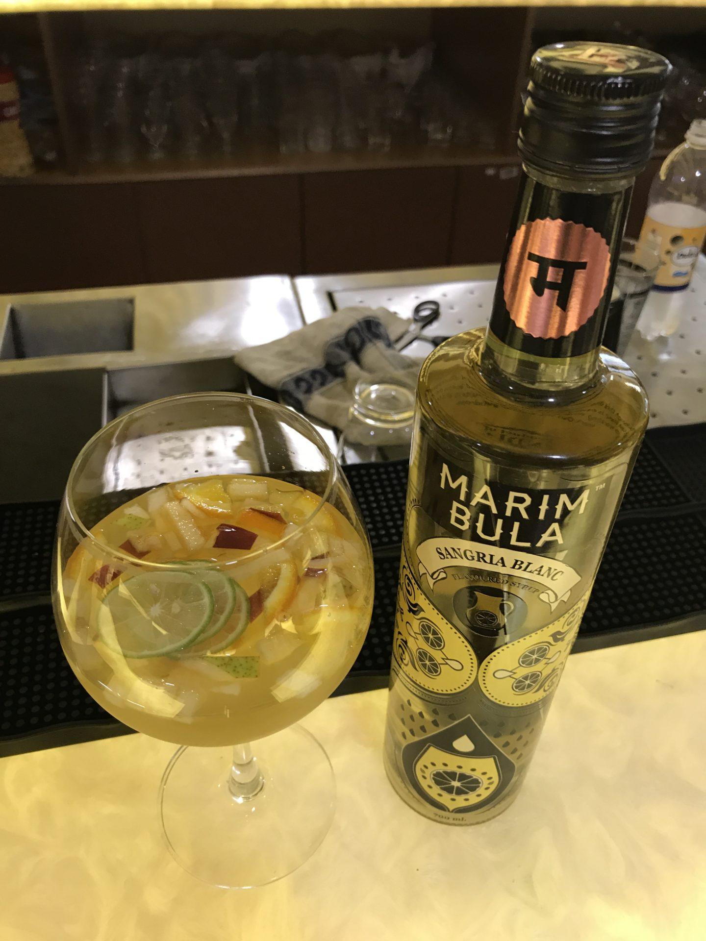 marim bula white wine sangria
