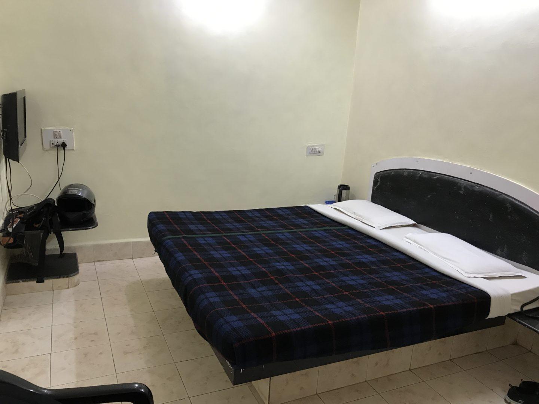 mtdc bhandardara bedroom