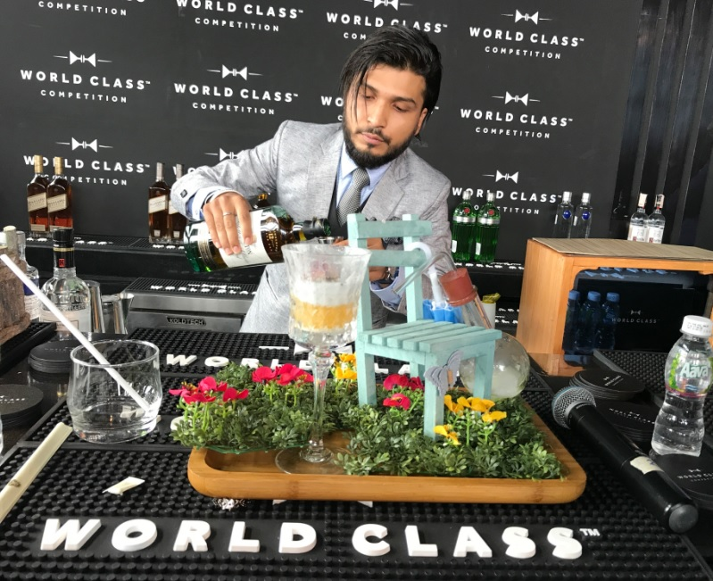 DIAGEO RESERVE WORLD CLASS INDIA 2017 – RAISING THE BAR IN MIXOLOGY