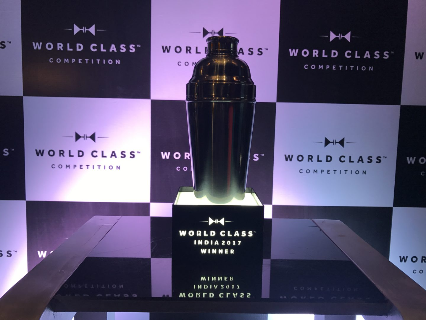 world class india trophy