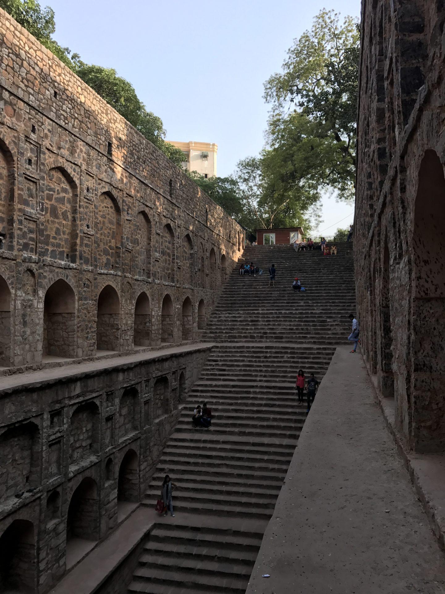 Agrasen Ki Baoli – Delhi's Hidden Treasure