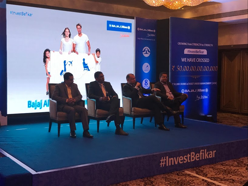 New Plan from Bajaj Allianz Life Insurance – Future Wealth Gain