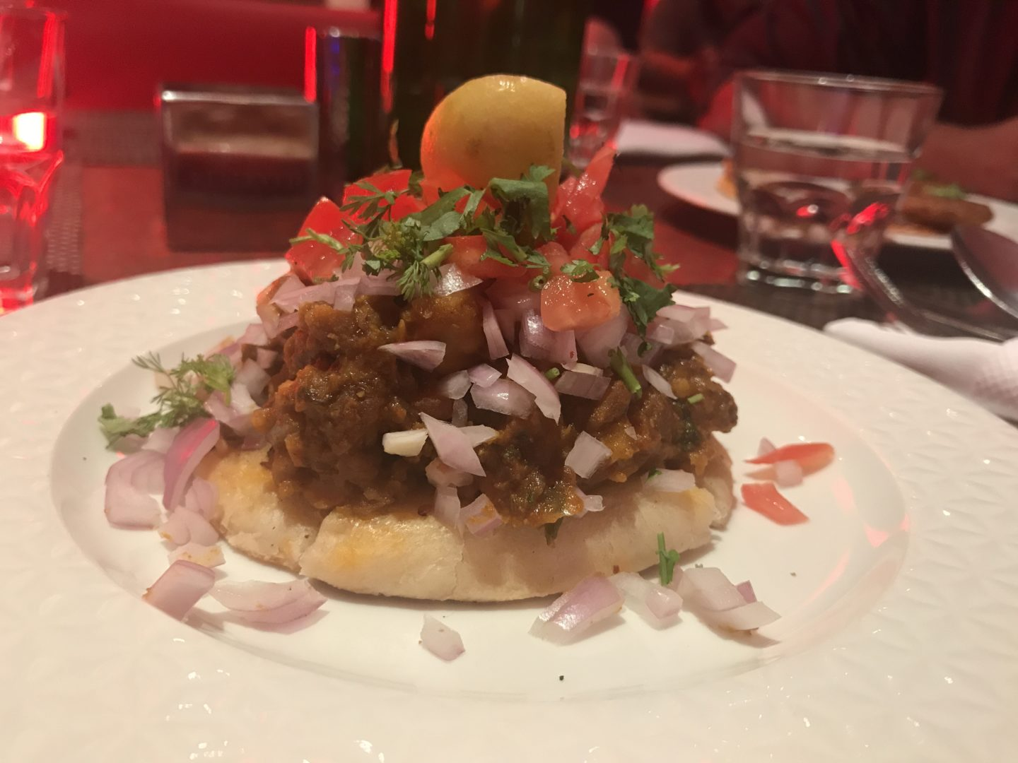 chole kulcha marriott goa