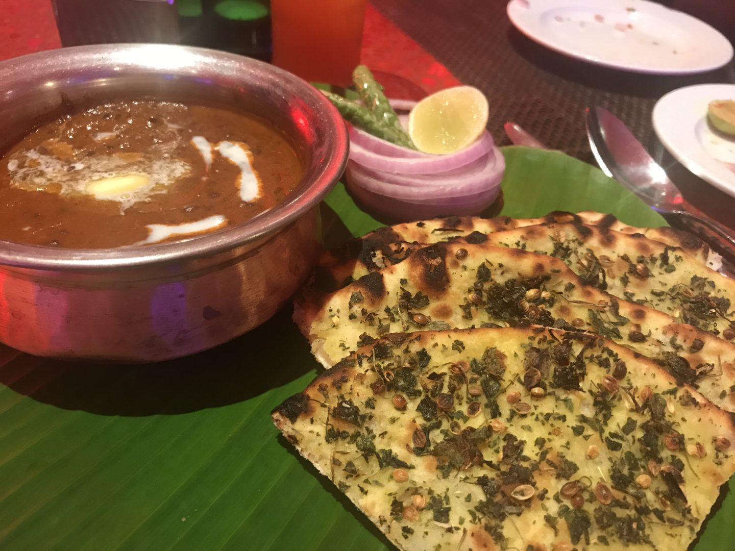 dal makhani marriott