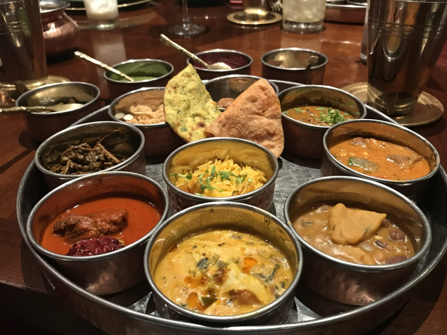 Rajasthani Food Festival at Grand Hyatt, Goa