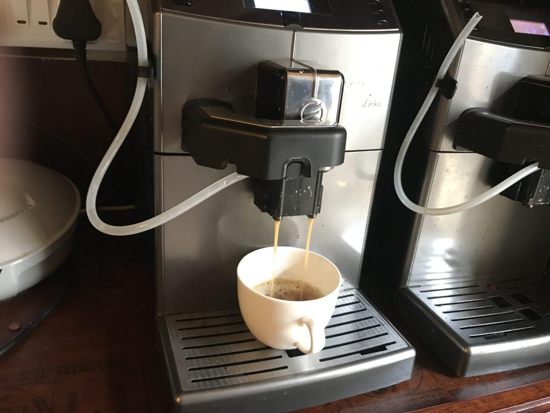 coffee at caravela goa