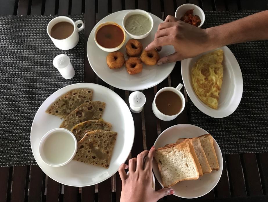 breakfast fern samali