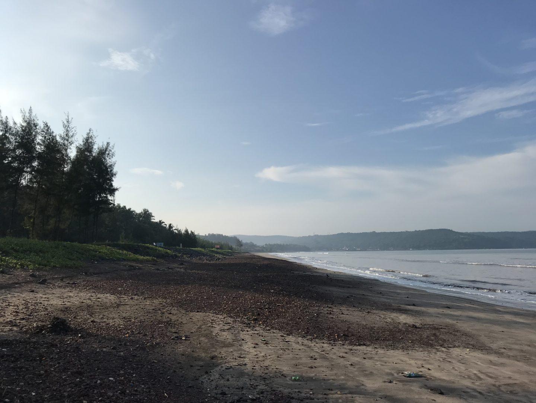 ladgarh beach dapoli