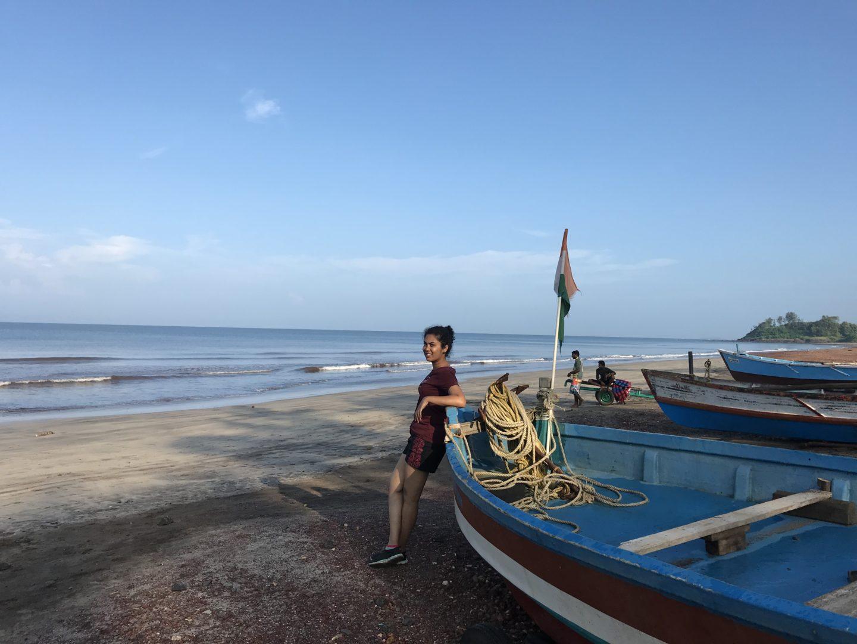 A Quick Stop at the beaches of Dapoli, Ratnagiri