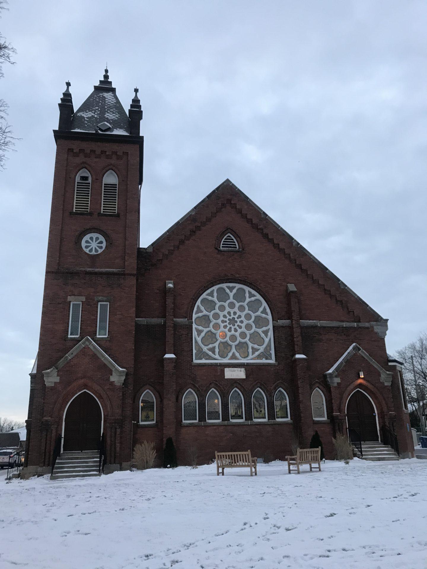 churches in canada