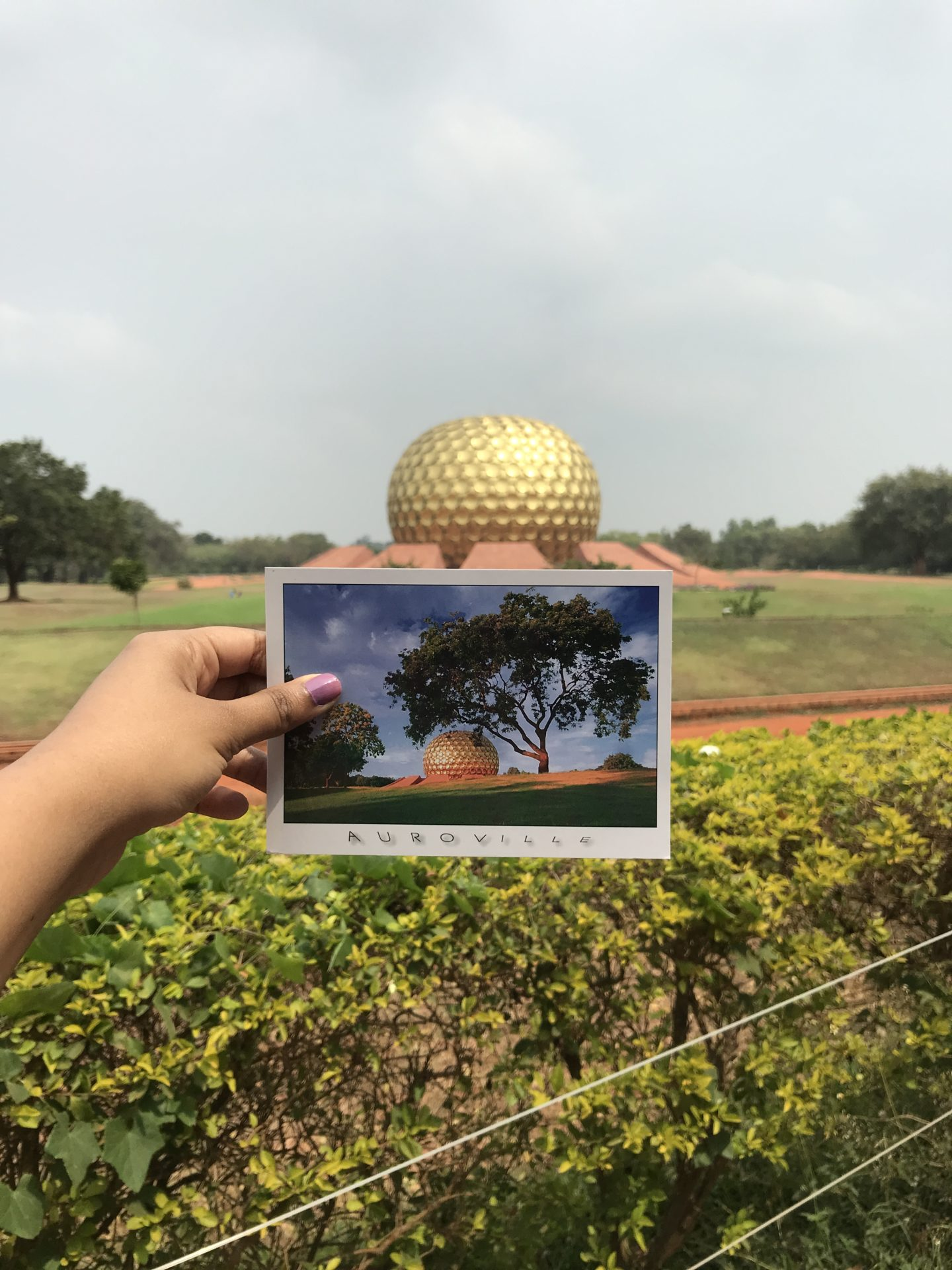 Auroville and the Matri Mandir