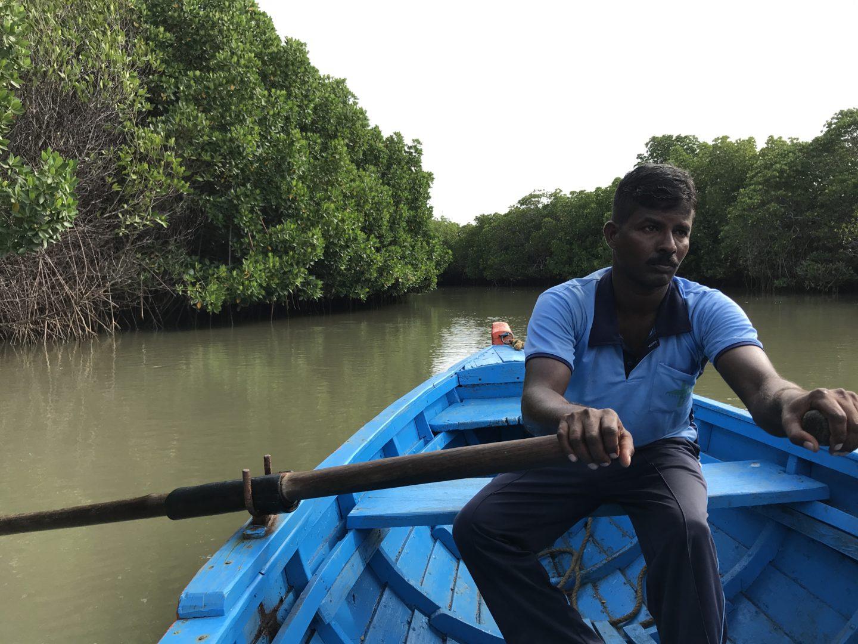 pichavaram fisherman
