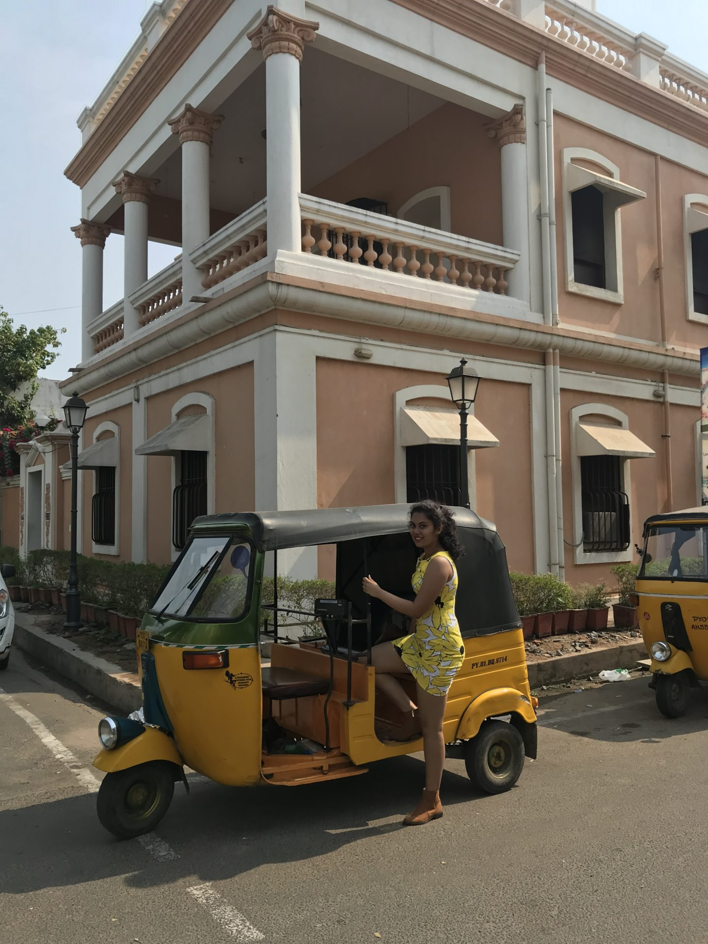 Pondicherry Travelogue – The French Connection