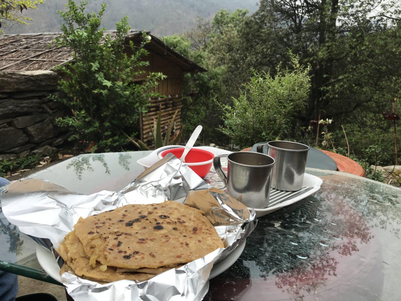 indian breakfast nantin camp
