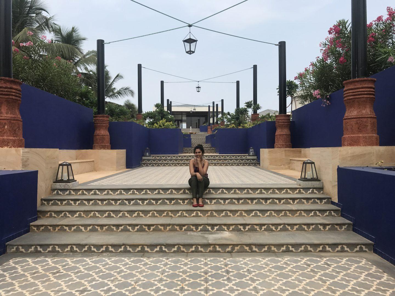 portuguese garden azaya