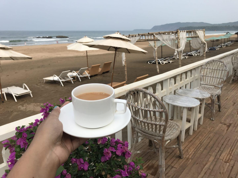 tea agonda beach