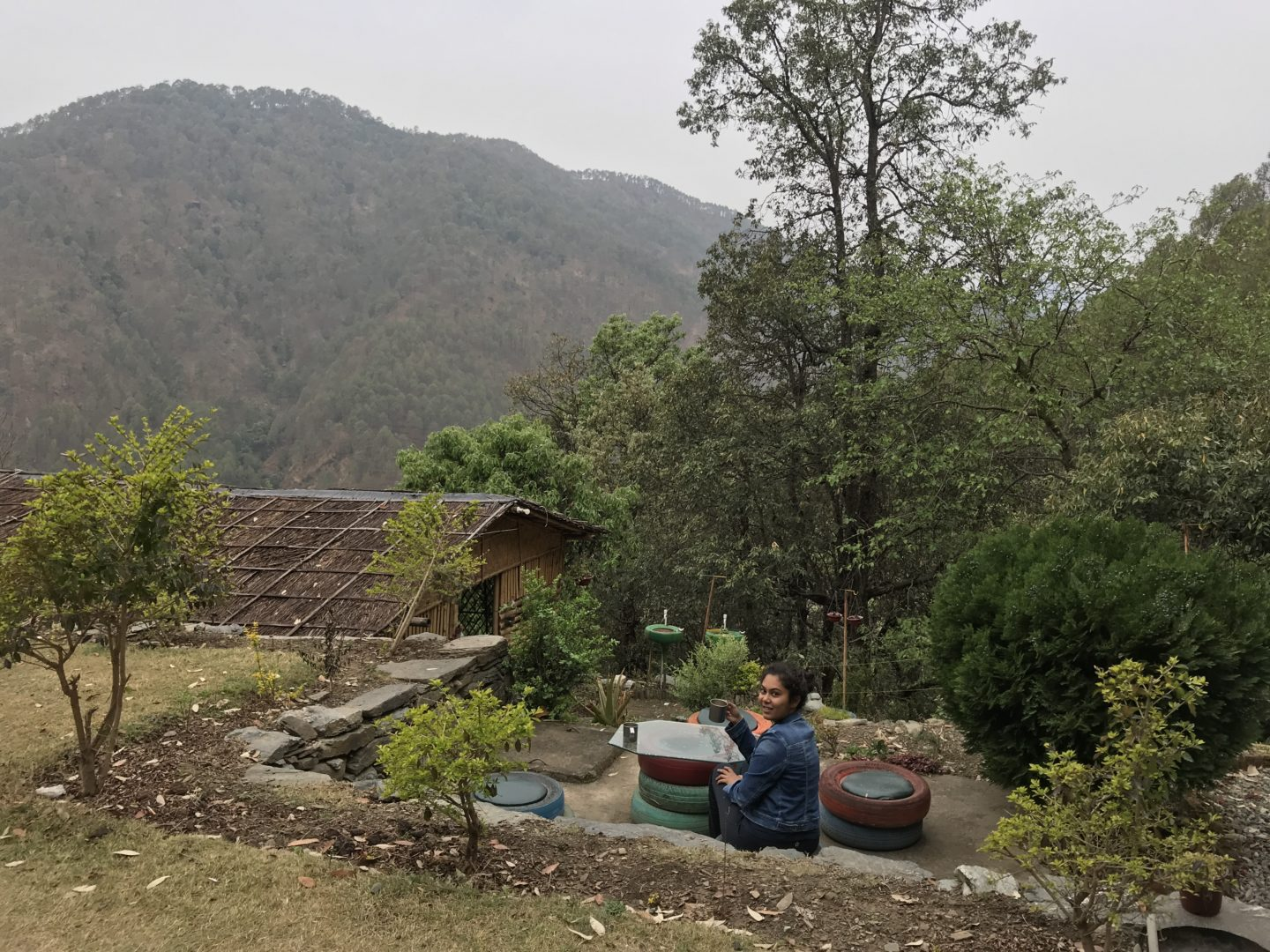 The Simple Life at Nantin Camp – Nainital