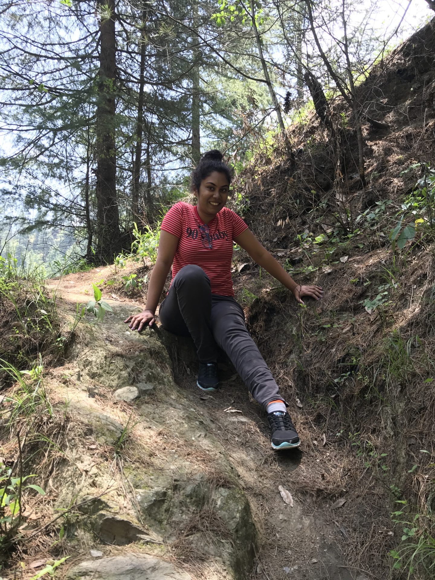 himachal p trek