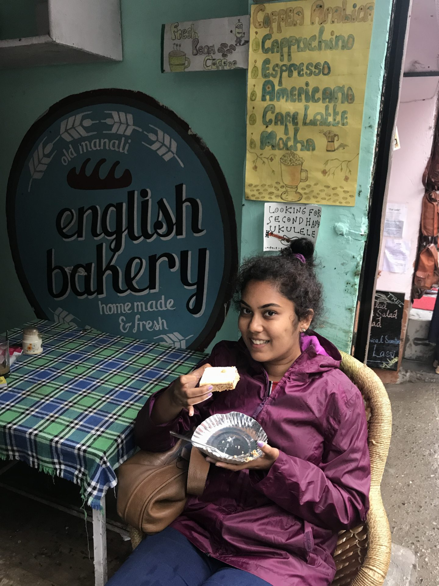 english bakery manali